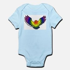 On the Wings of Pride Infant Creeper