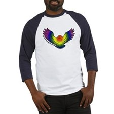 On the Wings of Pride Baseball Jersey