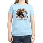 I'd Rather Be Riding Horses Women's Light T-Shirt