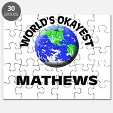 World's Okayest Mathews Puzzle