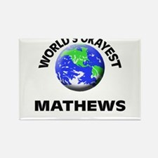 World's Okayest Mathews Magnets