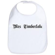 Mrs. Timberlake Bib