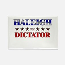 HALEIGH for dictator Rectangle Magnet