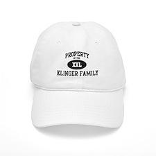 Property of Klinger Family Baseball Cap