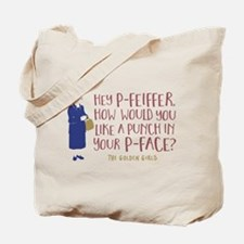 Golden Girls Pfeiffer Tote Bag