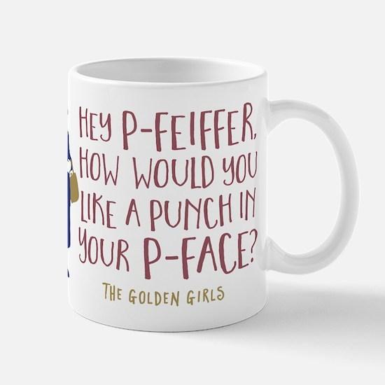 Golden Girls Pfeiffer Mugs