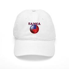 Samoa Football Baseball Cap