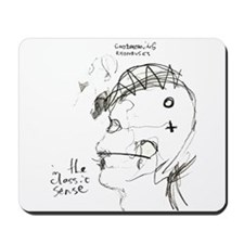 Cranium Mousepad
