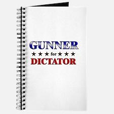 GUNNER for dictator Journal