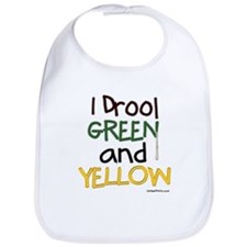 GREEN and YELLOW (GB) Bib