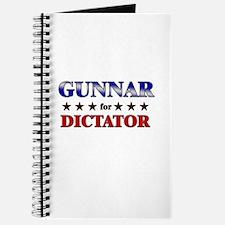 GUNNAR for dictator Journal