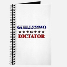 GUILLERMO for dictator Journal