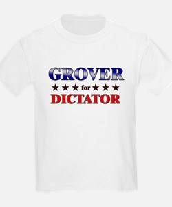 GROVER for dictator T-Shirt