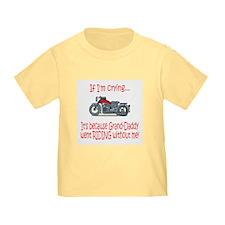Biker Baby Cry - Grandad T