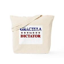 GRACIELA for dictator Tote Bag