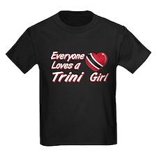 Everyone loves a Trini girl T