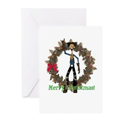 Hay Billy Christmas Cards (Pk of 10)