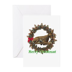 Fawn Christmas Cards (Pk of 10)