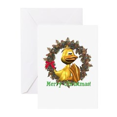 Eggbert Christmas Cards (Pk of 10)