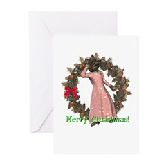 Big Bad Wolf Christmas Cards (Pk of 10)