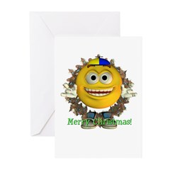 ASL Boy Christmas Cards (Pk of 10)
