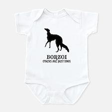 Borzoi Infant Bodysuit