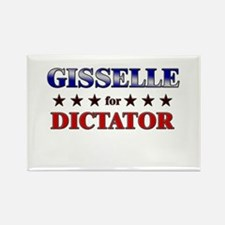 GISSELLE for dictator Rectangle Magnet