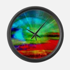 Chillout Large Wall Clock