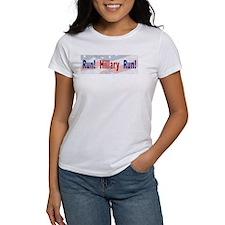 run_hilary_run-v2 T-Shirt