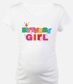 Birthday Girl Letters Shirt