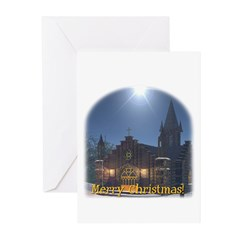Midnight Services Christmas Cards (Pk of 10)