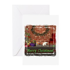 Christmas Morning Christmas Cards (Pk of 10)