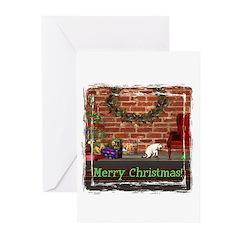 Christmas Morning Christmas Cards (Pk of 10)