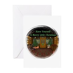 Have Yourself A Merry Christmas Cards (Pk of 10)