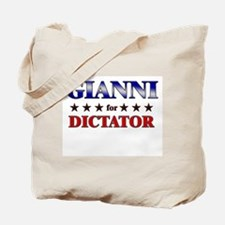 GIANNI for dictator Tote Bag