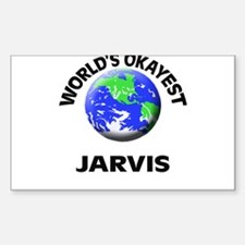 World's Okayest Jarvis Decal