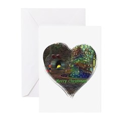 I Love Christmas Christmas Cards (Pk of 10)