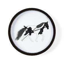 BnW SSH  Wall Clock