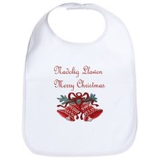 Welsh Christmas Bib