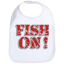 Fish On! Bib