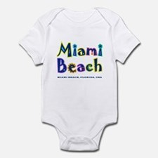 Miami Beach - Infant Bodysuit