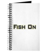Fish On (2) Journal