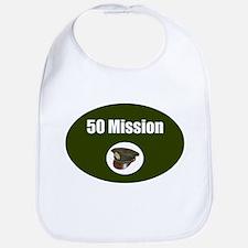 50 Mission Cap Bib