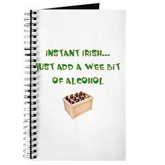 Instant Irish Journal