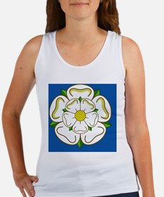 Flag of Yorkshire Tank Top