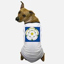 Flag of Yorkshire Dog T-Shirt