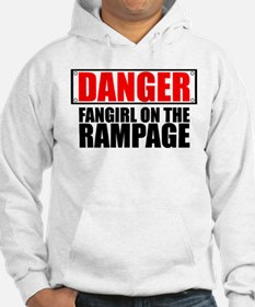 Fangirl on the Rampage Hoodie