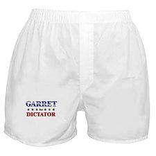 GARRET for dictator Boxer Shorts