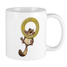Hanging Squirrel Mug
