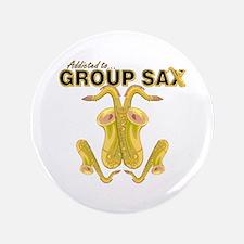 """Sax 3.5"""" Button"""